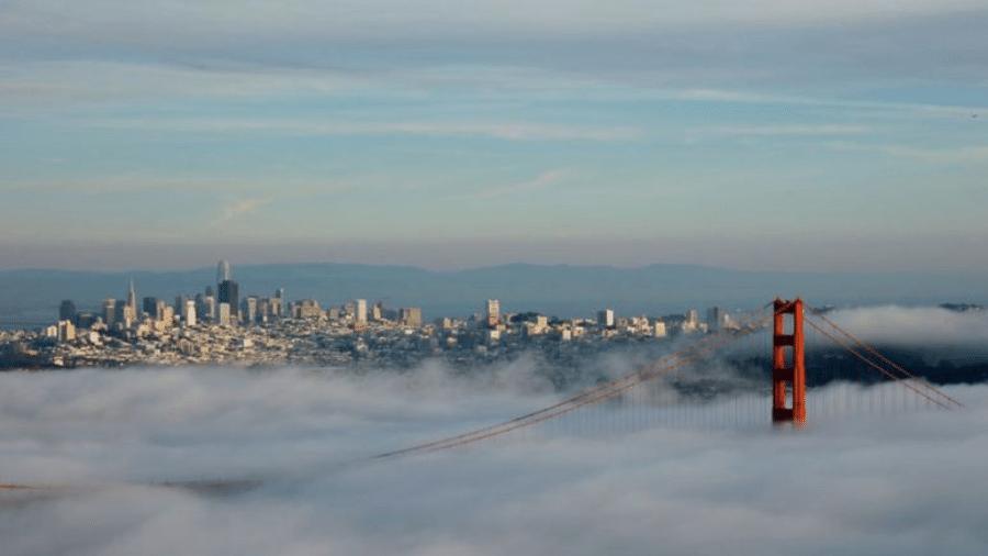 San Francisco é uma das cidades mais caras dos EUA, onde o aluguel médio de um apartamento é de US$ 3 mil - GETTY IMAGES