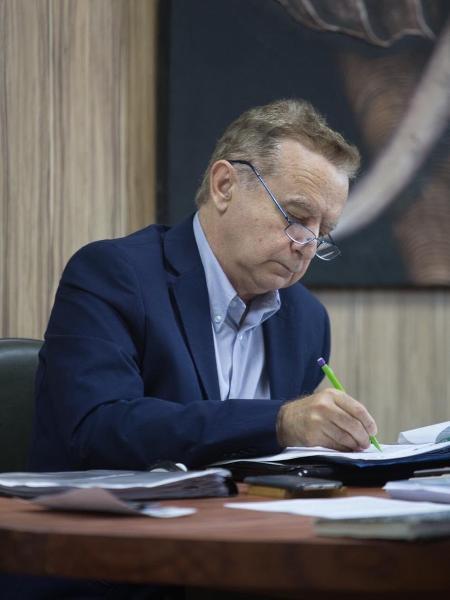 Vittorio Medioli (PHS), prefeito de Betim (MG) - Reprodução