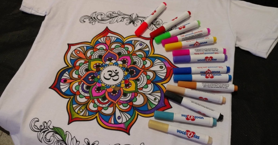 Você Q Faz, empresa de produtos para colorir