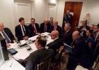 Opinião: Como Trump deixou os EUA menos seguros em cem dias - THE WHITE HOUSE