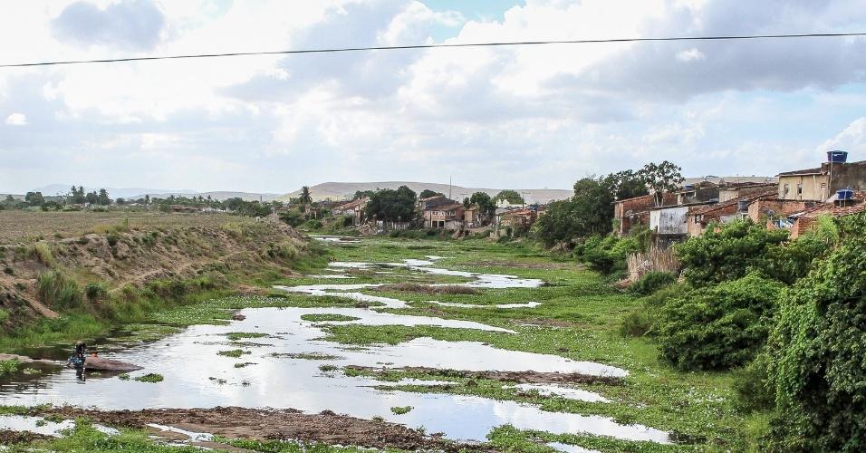 A desestruturação provocada pela enchente contribuiu para a escalada da violência em Murici (AL); homicídios por armas de fogo cresceram 300% entre 2010 e 2011