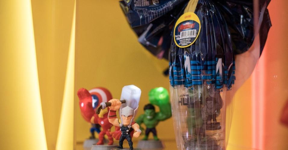 Ovo de Páscoa Avengers Garoto