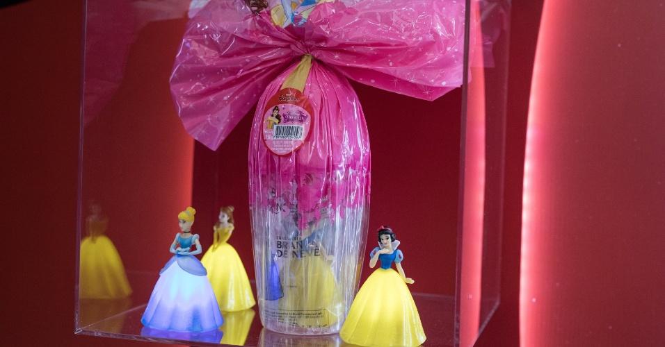 Ovo de Páscoa Nestlé princesas