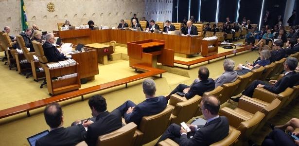 Dos 11 ministros do STF, sete votaram a favor do aumento - Nelson Jr./SCO/STF