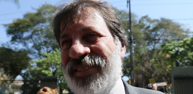 Delúbio Soares, ex-tesoureiro do PT - Giuliano Gomes - 12.set.2016/Folhapress
