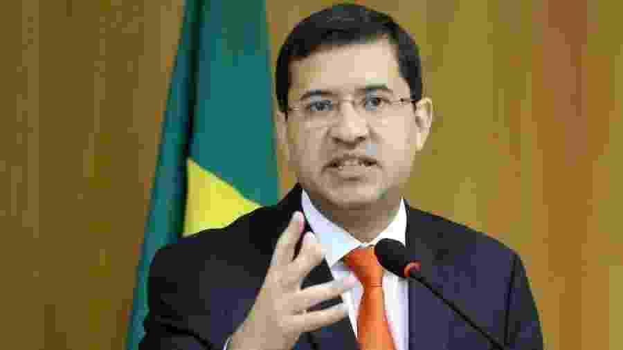 """Para a AGU, não é adequado que o Ministério Público e o Poder Judiciário """"pretendam realizar atividade própria do Poder Executivo, que é a administração do orçamento público"""" - Wilson Dias/Agência Brasil"""