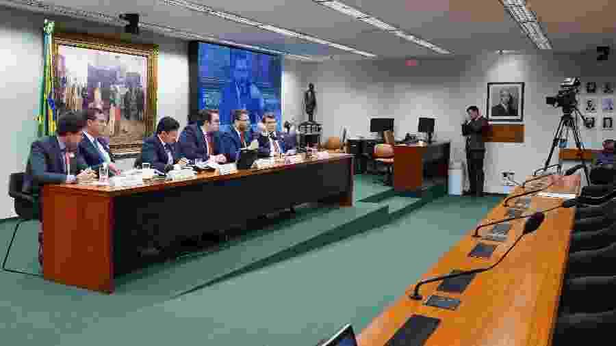 CCJ da Câmara debateu e aprovou texto da reforma tributária - Will Shutter/Câmara dos Deputados