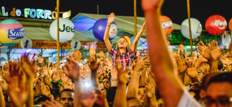 Festa junina em Caruaru (PE) - Divulgação