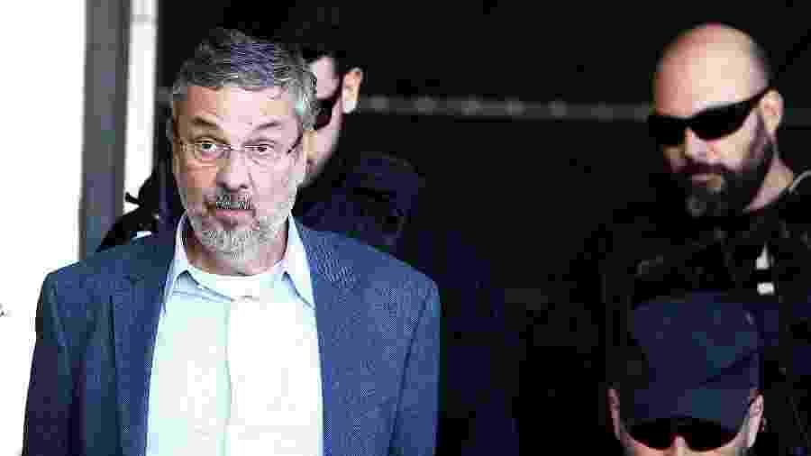 26.set.2016 - O ex-ministro Antonio Palocci  - Reuters/Rodolfo Buhrer