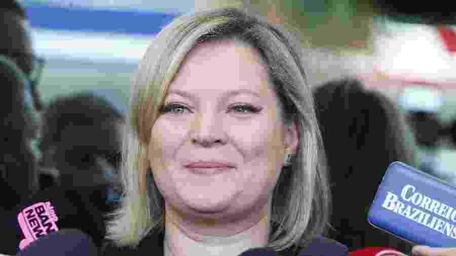18.out.2019 - A deputada federal Joice Hasselmann (PSL-SP) - Dida Sampaio/Estadão Conteúdo
