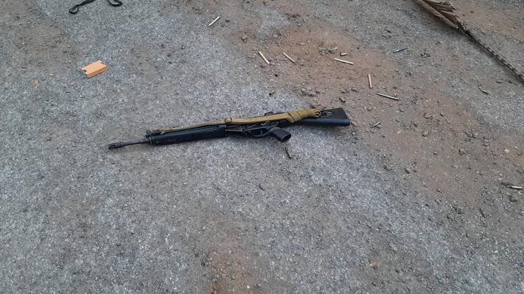 Soldado postou no Facebook | Militar tailandês atira com metralhadora em templo e em shopping, e deixa 20 mortos