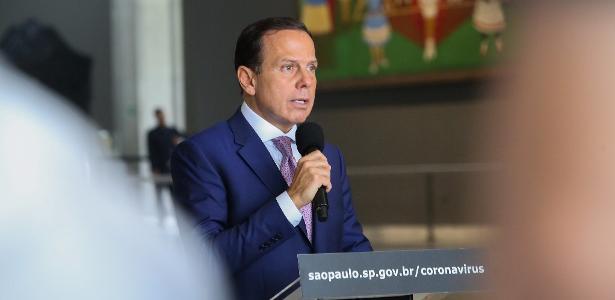 Ações pelo Brasil | 'Não tenho medo de 01, 02, 03 e 04. Não tenho medo de Bolsonaro', diz Doria