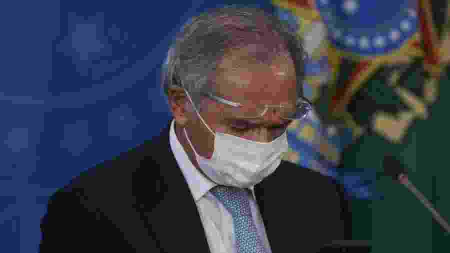 Paulo Guedes, ministro da Economia - Andre Coelho/Getty Images