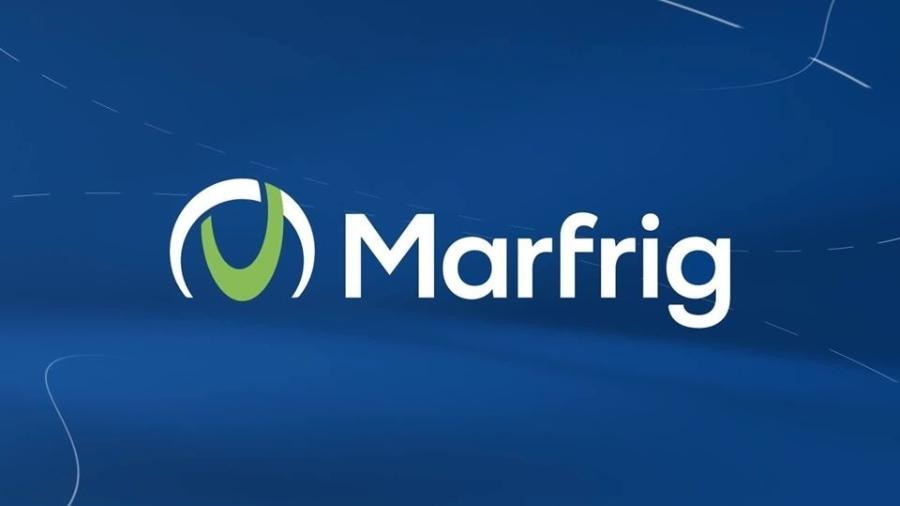 Logo da Marfrig - Divulgação/Marfrig