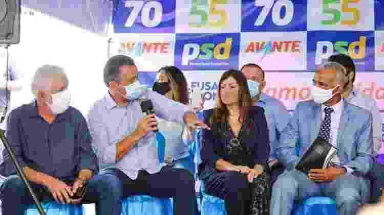Governador Rui Costa no lançamento da candidatura de Isidório (Avante) - Carlos Casaes / Agência BAPress - Carlos Casaes / Agência BAPress