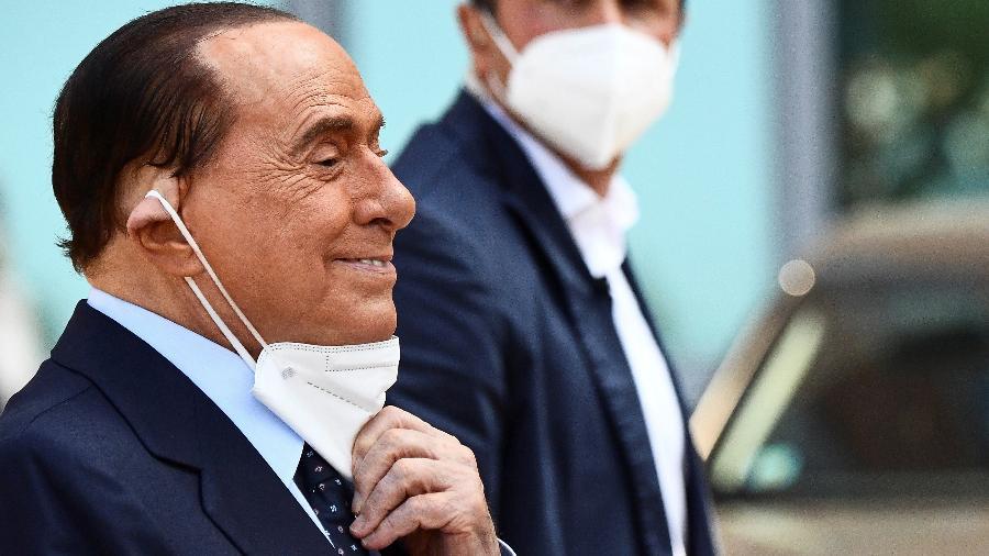 Silvio Berlusconi, em foto de setembro de 2020 - Flavio Lo Scalzo/Reuters