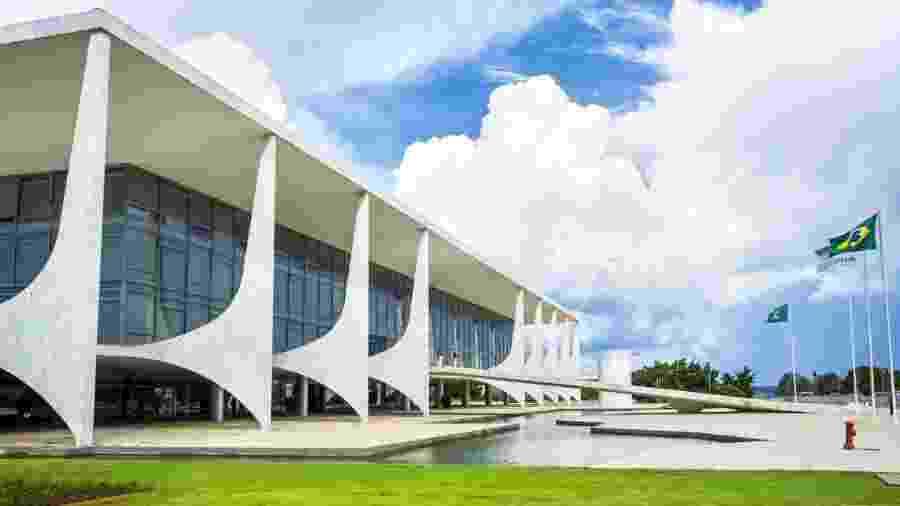Palácio da Alvorada - Reprodução