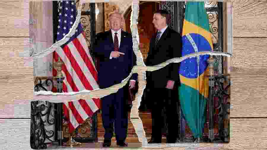 """Segundo Roberto Abdenur, há pouco espaço de manobra para uma """"relação harmoniosa"""" entre Bolsonaro e o sucessor de Donald Trump - Reuters"""