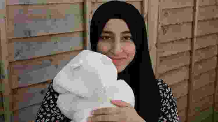 """Khadija tem o nome de """"uma mulher independente muito forte"""" na fé islâmica, diz sua mãe - BBC - BBC"""