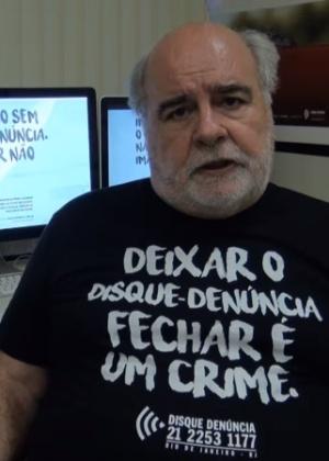 Repasses do governo Rio representam 60% do custeio do serviço, diz José Borges