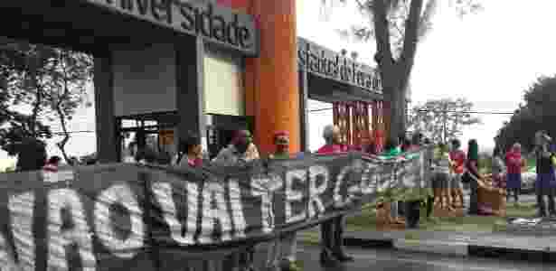 protesto bahia - CUT - CUT