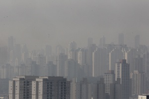 Há 42 dias sem chuvas, capital paulista pode entrar em estado de atenção (Foto: Werther Santana/Estadão Conteúdo)
