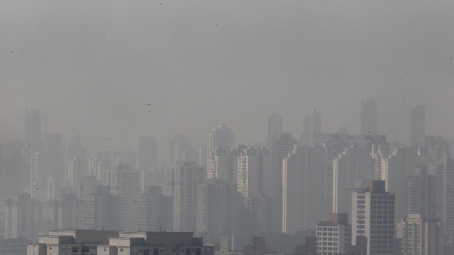 São Paulo tem o maior número de mortes relacionadas ao clima, uma média de 239 por ano - Werther Santana/Estadão Conteúdo