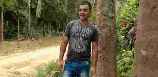 O mineiro Renato Soares de Araújo, 32, é um dos 19 desaparecidos - Arquivo pessoal