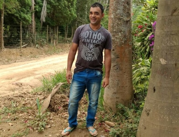 O mineiro Renato Soares de Araújo, 32, um dos 19 desaparecidos que tentaram entrar ilegalmente nos EUA, pelas Bahamas