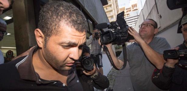 Diego Ferreira de Novais foi preso novamente no sábado passado (2)