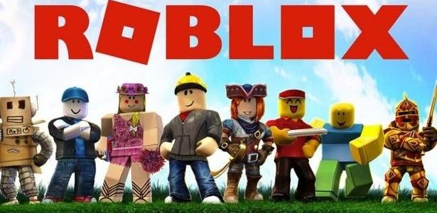 Imagem do game Roblox, que virou motivo de preocupação para a polícia inglesa