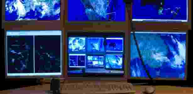 Meteorologia; previsão do tempo - Getty Image - Getty Image