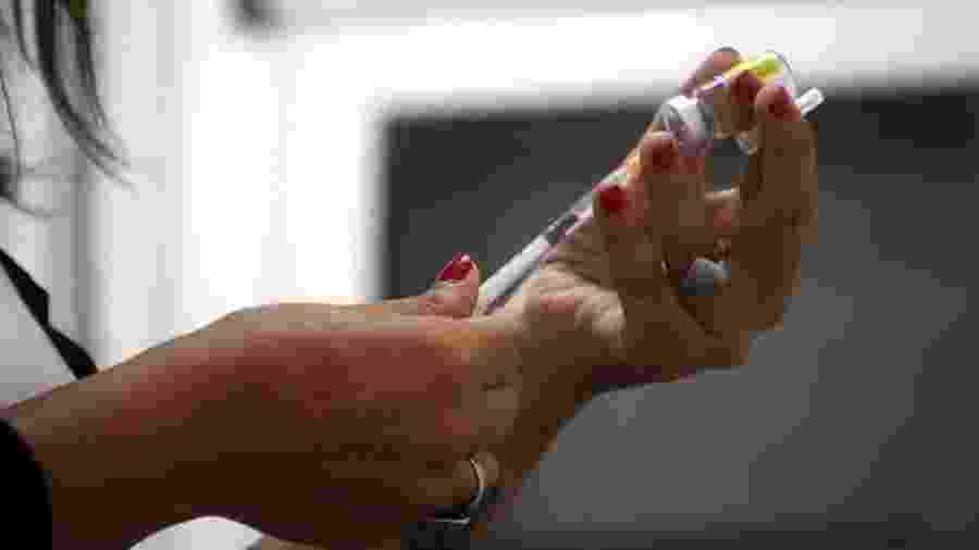 Ministério da Saúde pediu reforço na vacinação nos estados do Sul e Sudeste - Reuters