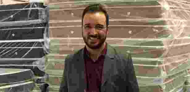 Ricardo Eloi, fundador e CEO da Sono Quality, empresa de colchões terapêuticos - Divulgação