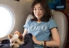 Voos de luxo para cães mimados viram nicho de viagens - Life Travel/Handout via Reuters