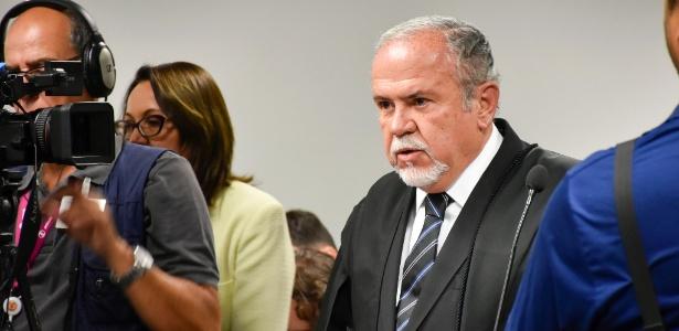 O advogado Castellar Guimarães Filho, que defendeu o tucano Eduardo Azeredo - Robert Leal/TJMG