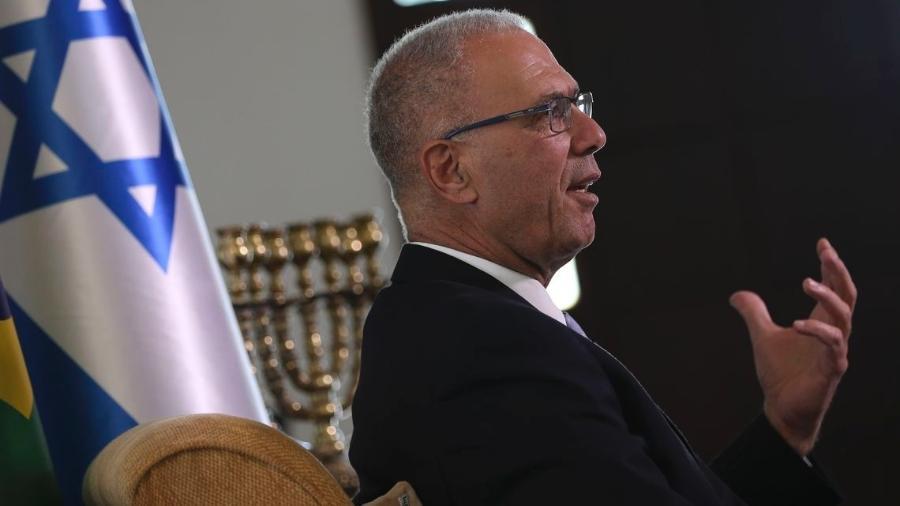 Yossi Shelley, embaixador de Israel no Brasil - Marcello Casal Jr/Agência Brasil