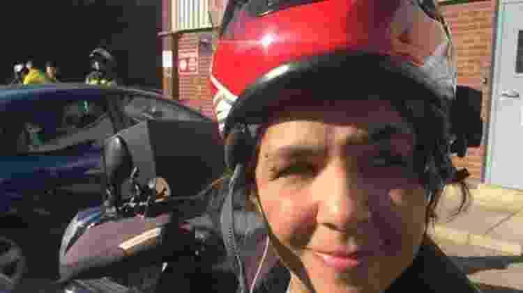 'Me perseguiram porque queriam me roubar, mas consegui escapar', conta Roseane Gomes - Fernanda Odilla/BBC News Brasil