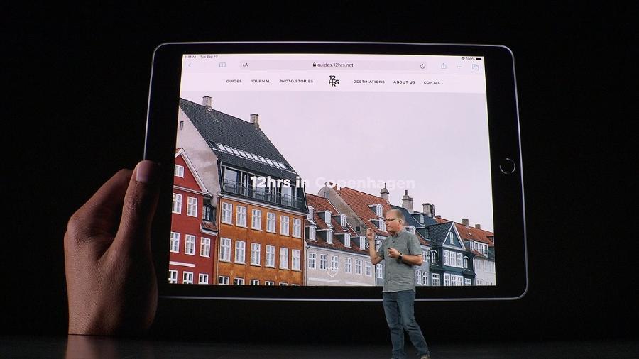 Novo iPad deve servir de inspiração para o desenvolvimento da geração do iPhone 12 - Reprodução