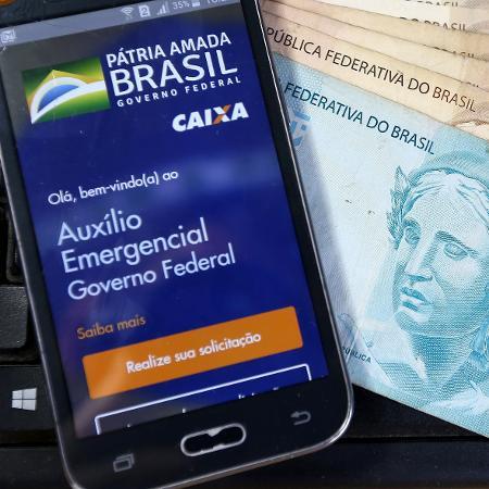 Ação contra a Caixa pede melhorias no pagamento do auxílio a moradores de rua e migrantes - Guilherme Dionízio/Estadão Conteúdo