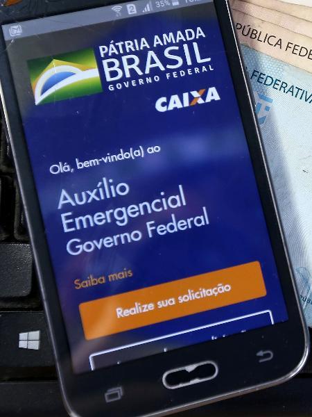 Auxílio emergencial chegou a 29,4 milhões de domicílios em junho - Guilherme Dionízio/Estadão Conteúdo
