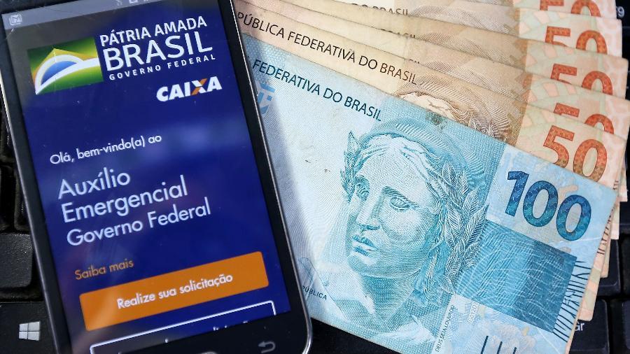 Três novas parcelas do auxílio emergencial estão confirmadas - Guilherme Dionízio/Estadão Conteúdo
