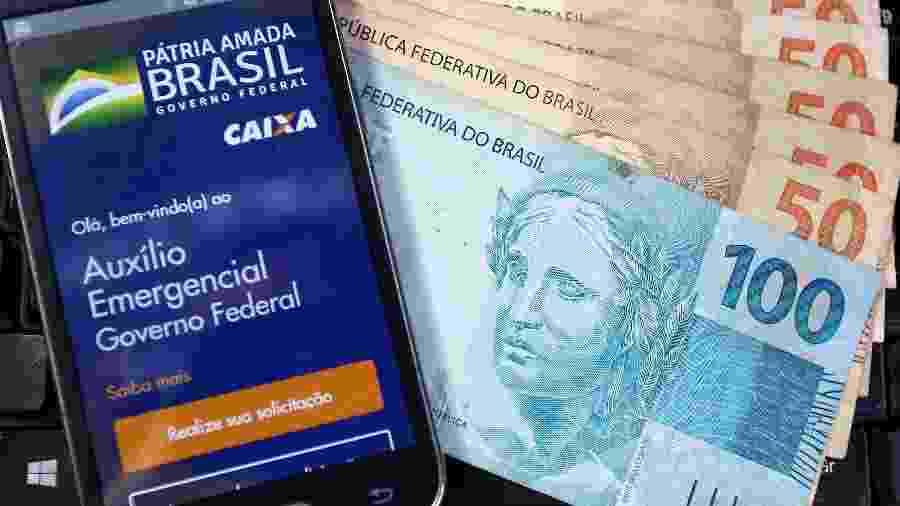 Saiba como devolver auxílio emergencial de R$ 600 recebido indevidamente - Guilherme Dionízio/Estadão Conteúdo