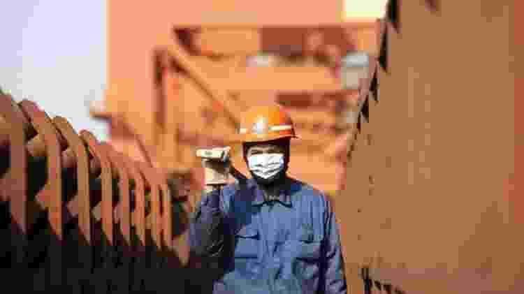 Créditos costumam estar ligados a exportações chinesas ou à construção de obras por empresas chinesas - Getty Images - Getty Images