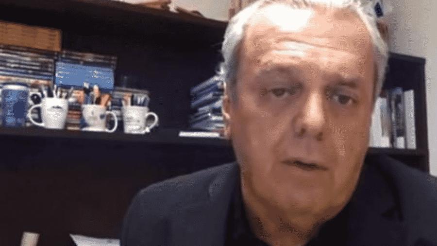 Wilson Andrade, representante das indústrias de sisal da Bahia, revelou irregularidades com relação aos trabalhadores após entrevista à Record TV - Reprodução/Record TV