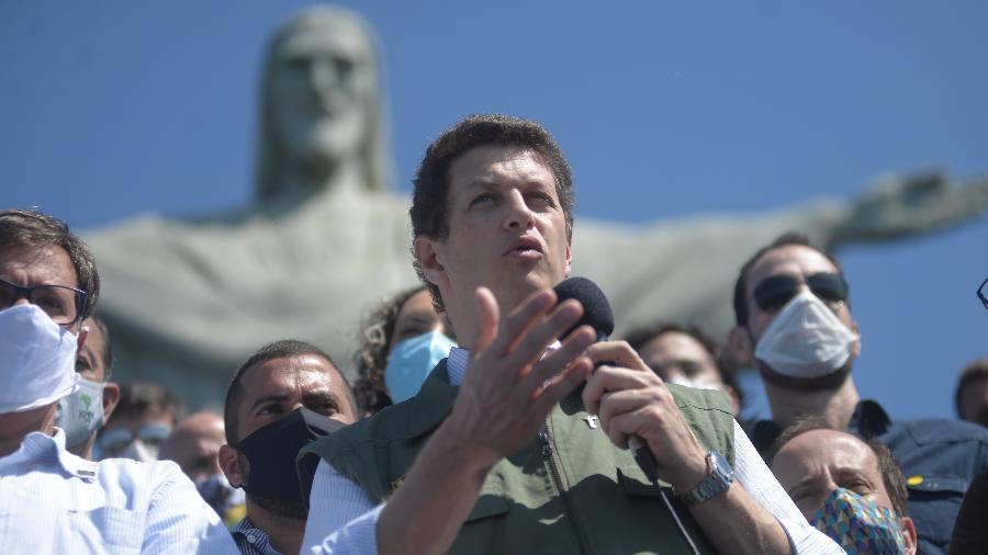 Distrito Federal terá que seguir com a análise de improbidade contra o ministro Ricardo Salles - Erbs Jr/Estadão Conteúdo