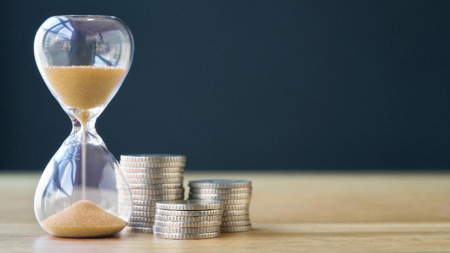 No acumulado em 12 meses, a taxa de crescimento dos investimentos passou de -0,8% para -1,3% - Getty Images/iStockphoto