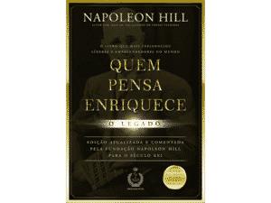 Quem pensa enriquece - Napoleon Hill - Amazon - Amazon