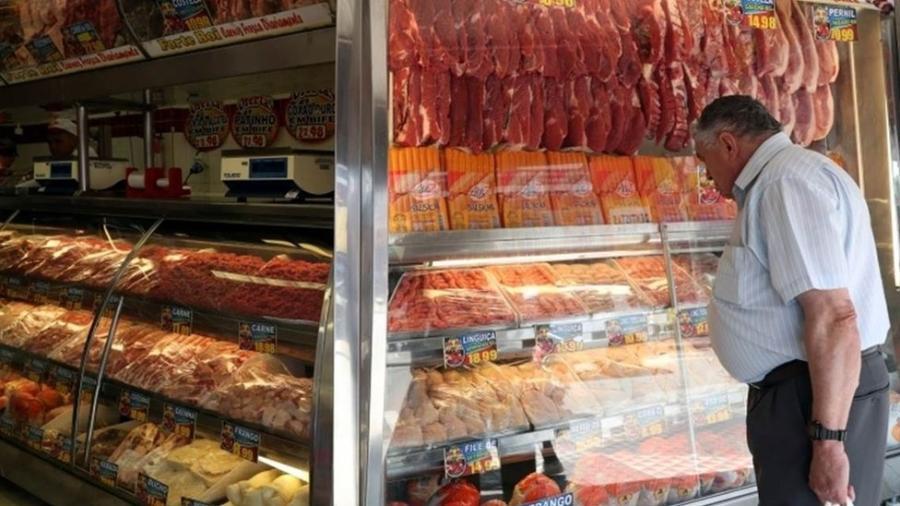 A perspectiva para 2021 é de que os preços da carne de boi continuem em alta - REUTERS/Amanda Perobelli