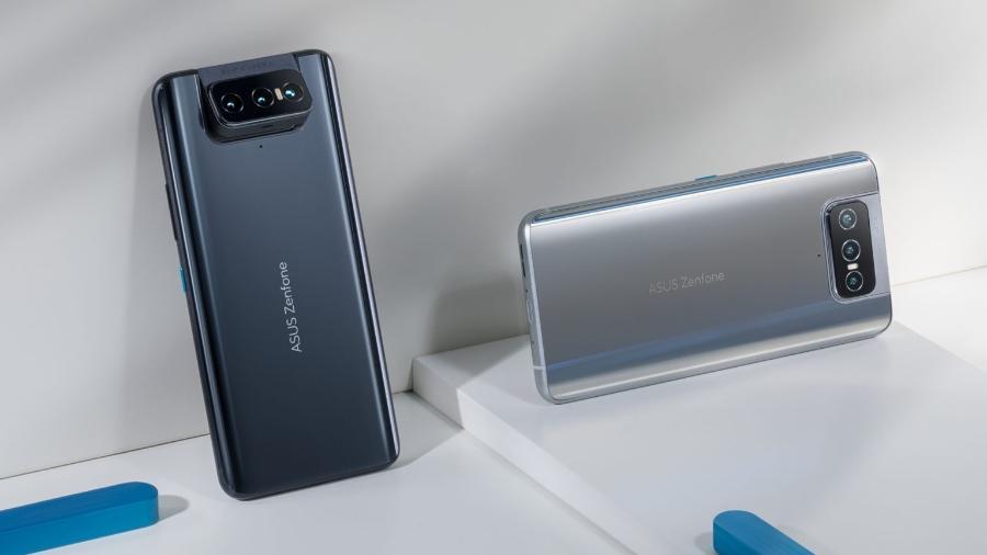 Zenfone 8 chegou para disputar com louvor entre os tops - Divulgação